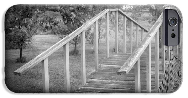 The Bridge 2 IPhone Case by John Krakora