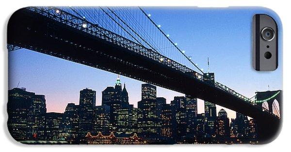 The Brooklyn Bridge IPhone Case by American School