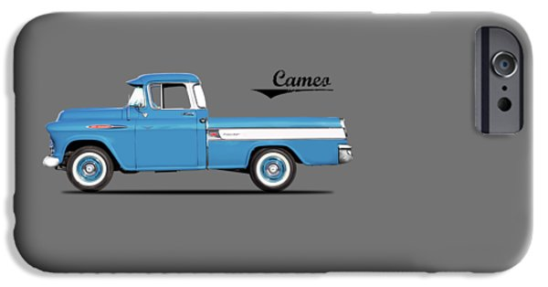 The Cameo Pickup IPhone Case by Mark Rogan