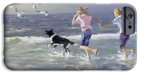 The Chase IPhone 6s Case by William Ireland