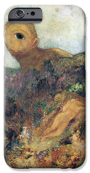 The Cyclops IPhone 6s Case by Odilon Redon