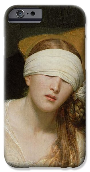The Execution Of Lady Jane Grey IPhone 6s Case by Hippolyte Delaroche