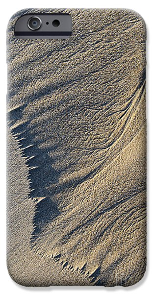 The Flight Of Sand IPhone Case by Tim Gainey