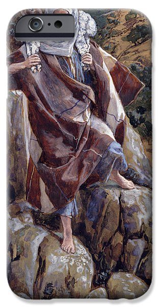 The Good Shepherd IPhone Case by Tissot