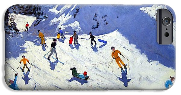 The Gully IPhone Case by Andrew Macara