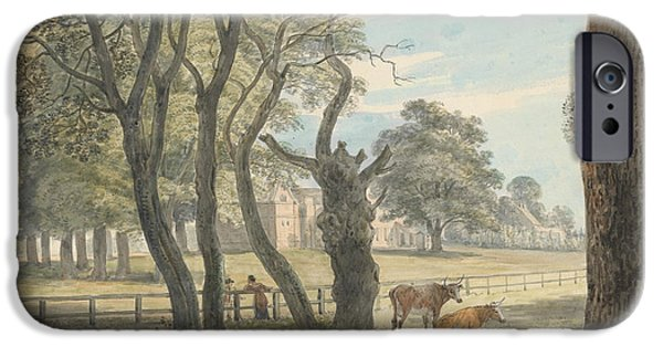The Gunpowder Magazine, Hyde Park IPhone 6s Case by Paul Sandby