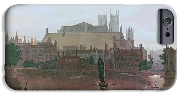 The Houses Of Parliament IPhone 6s Case by George Fennel Robson
