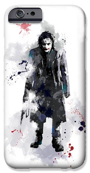 The Joker IPhone 6s Case by Marlene Watson