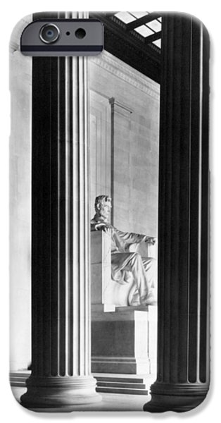 The Lincoln Memorial IPhone 6s Case by War Is Hell Store