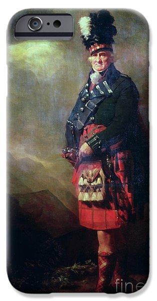 The Macnab IPhone Case by Sir Henry Raeburn