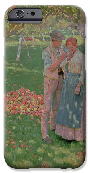 The Orchard IPhone Case by Nelly Erichsen