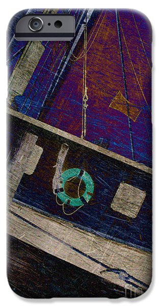 The Other Way To Go IPhone Case by Susanne Van Hulst