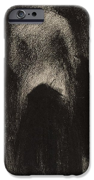 The Promenade IPhone Case by Georges Pierre Seurat