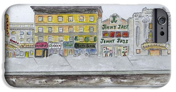 Theatre's Of Harlem's 125th Street IPhone 6s Case by AFineLyne