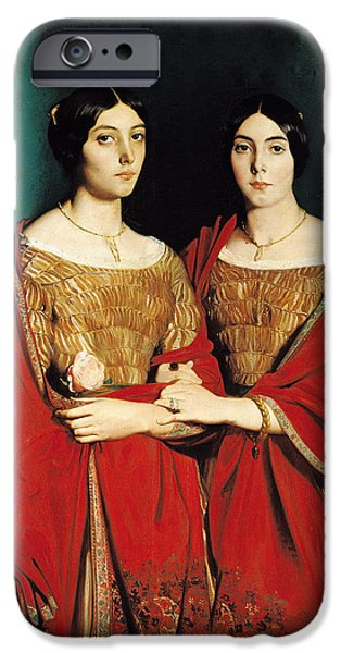 The Two Sisters IPhone 6s Case by Theodore Chasseriau