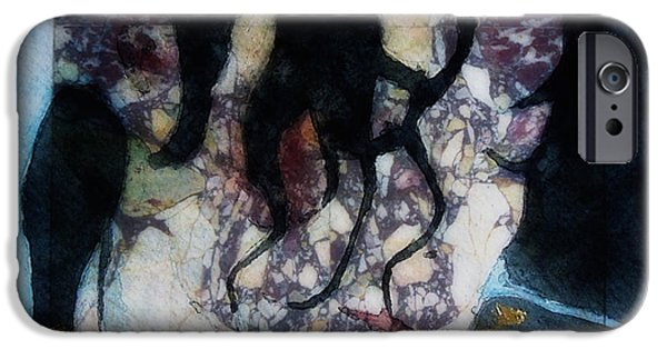 The Way You Make Me Feel IPhone 6s Case by Paul Lovering