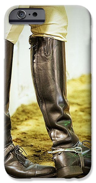 Theres Something About Horses IPhone Case by OLenaArt Lena Owens