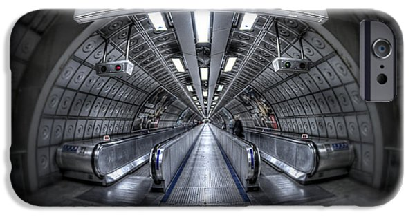 Through The Tunnel IPhone 6s Case by Evelina Kremsdorf
