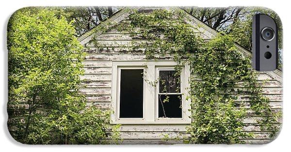 Through The Window IPhone Case by Kim Hojnacki