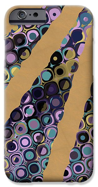 Tie Game IPhone Case by Vic Eberly