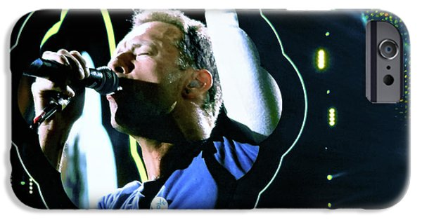 Chris Martin - A Head Full Of Dreams Tour 2016  IPhone 6s Case by Tanya Filichkin