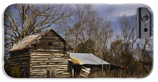 Tobacco Road IPhone Case by Benanne Stiens