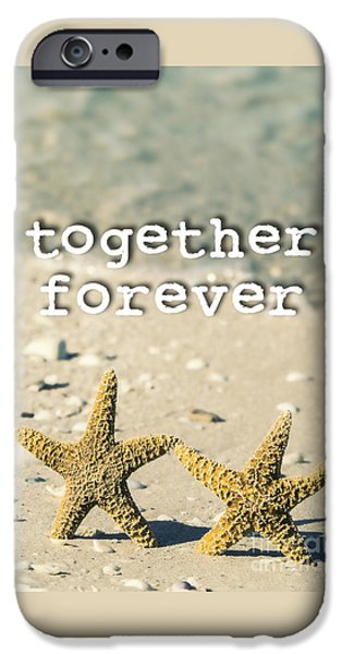 Together Forever IPhone Case by Edward Fielding