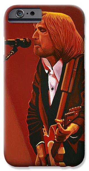Tom Petty IPhone Case by Paul Meijering