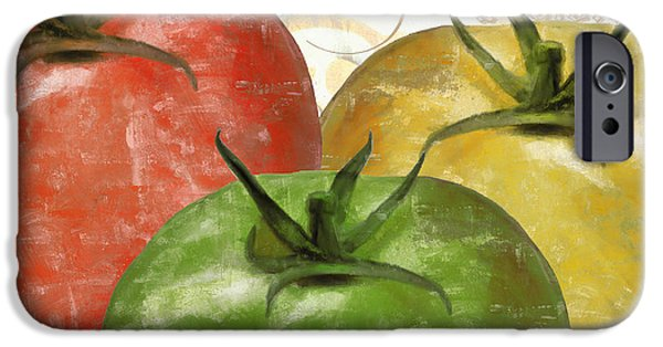Tomatoes Tomates IPhone 6s Case by Mindy Sommers