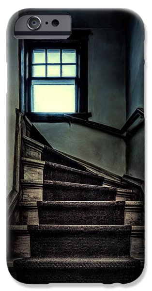 Top Of The Stairs IPhone Case by Scott Norris