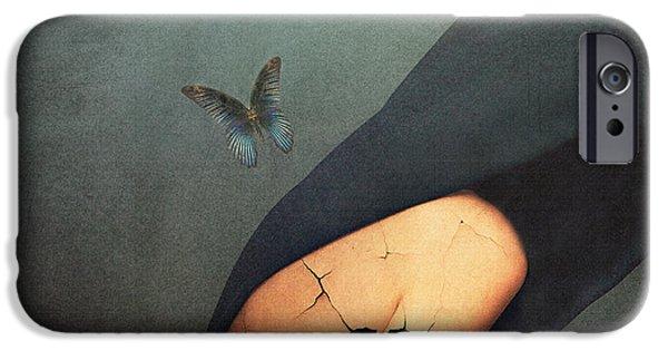 Torment IPhone Case by Jacky Gerritsen