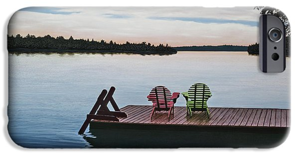 Tranquility IPhone Case by Kenneth M  Kirsch