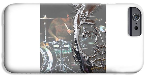 Travis Barker Blink 182 Collection IPhone 6s Case by Marvin Blaine