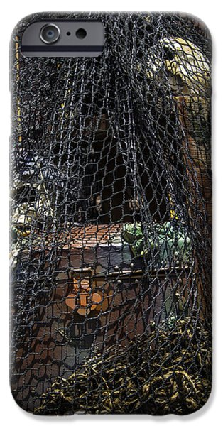 Treasure Chest In Net IPhone 6s Case by Garry Gay