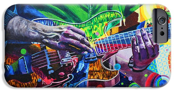 Trey Anastasio 4 IPhone Case by Kevin J Cooper Artwork