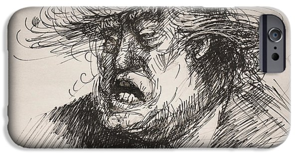 Trump Harmful Ignorant IPhone Case by Ylli Haruni
