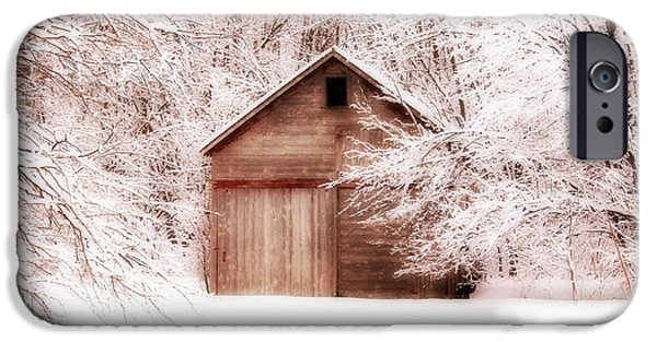 Tucked Away IPhone Case by Julie Hamilton