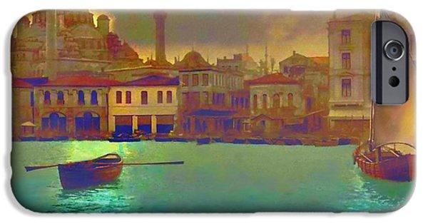 Turkish  Moonlight IPhone 6s Case by Saiyyidah Seema  Z