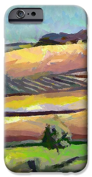 Tuscan Summer IPhone Case by Dragica  Micki Fortuna
