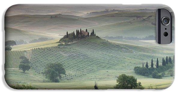 Tuscany IPhone Case by Tuscany
