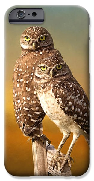 Two Of Us IPhone 6s Case by Kim Hojnacki