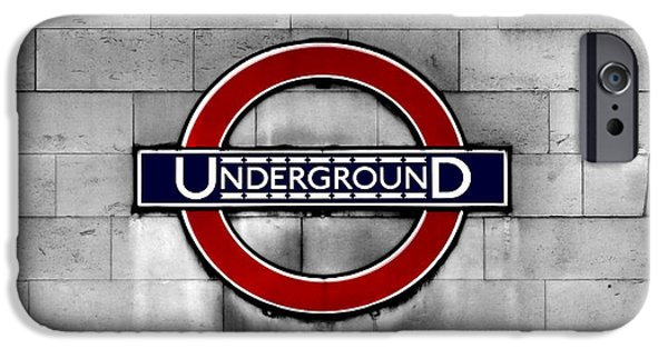 Underground IPhone 6s Case by Mark Rogan