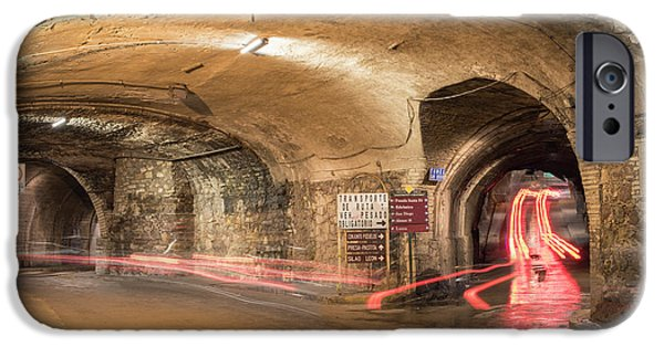 Underground Tunnels In Guanajuato, Mexico IPhone 6s Case by Juli Scalzi