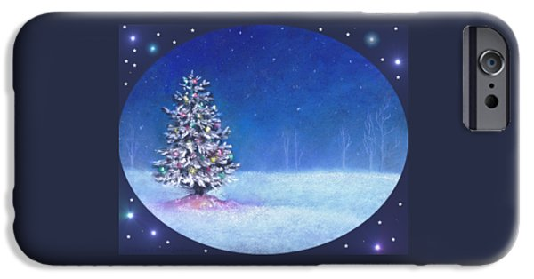 Underneath December Stars For Cards And Gifts IPhone Case by Shana Rowe Jackson