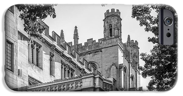 University Of Chicago Collegiate Architecture IPhone 6s Case by University Icons