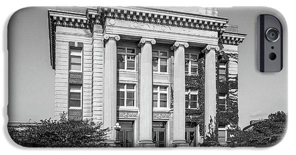 University Of Minnesota Johnston Hall IPhone 6s Case by University Icons