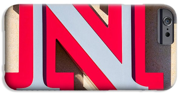 UNL IPhone 6s Case by Jerry Fornarotto