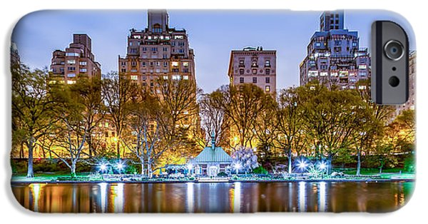Upper East Side Reflections IPhone 6s Case by Az Jackson