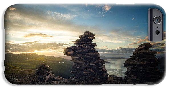 Vardan IPhone Case by Tor-Ivar Naess