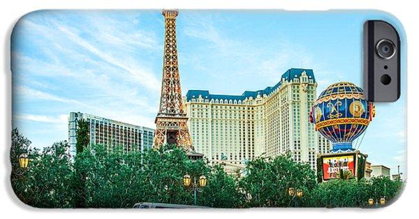 Vegas Vip IPhone Case by Az Jackson